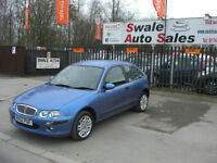2002 ROVER 25 SPIRIT S 2.0TD ONLY 72,923 MILES, 1 FAMILY OWNED