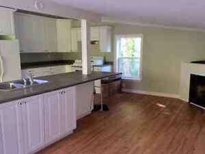 In Rothesay a beautiful one bedroom with on-suit & private deck