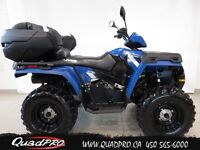 2014 Polaris SPORTSMAN 800 EFI !! DEMO !!