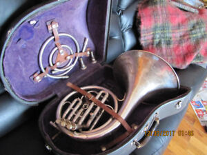 French Horn/Mellophone?