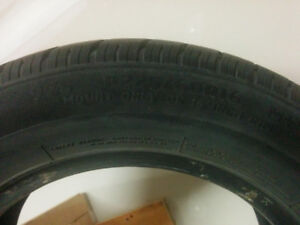 4 pneus à vendre