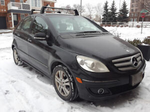 2009 Mercedes Benz B200 , 6 Speed New Brakes, ,funn to drive !!