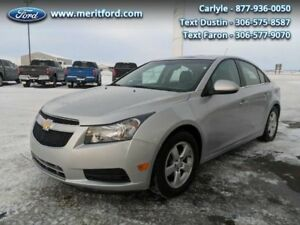 2013 Chevrolet Cruze LT Turbo  - One owner - Local