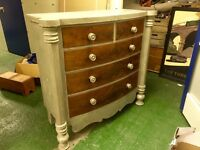 Chest of drawers - shabby chic - vintage