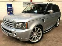 2007/57 Range Rover Sport 4.2 V8 Supercharged auto HSE