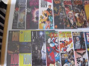 Deluxe Prestige style comics