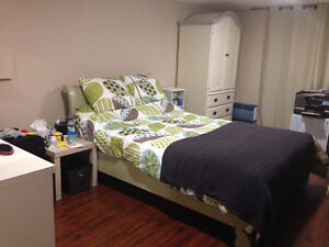 Subletting a room in Kitchener/Waterloo house for Jan-Apr Kitchener / Waterloo Kitchener Area image 1