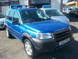 Land Rover Freelander 1.8 2002MY Serengeti Ltd Edn