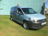 Volkswagen Caddy Maxi 2.0TDI ( 110PS ) C20 4Motion Maxi 4X4