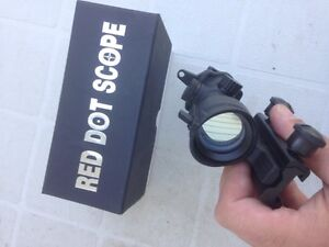 Scope red dot
