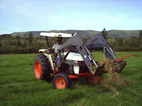 1390 case tractor with loader