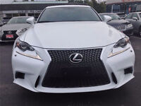 2014 Lexus IS 350 F Sport 2 Lease Takeover Loaded