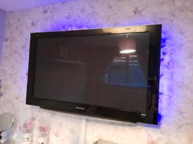 42inch Panasonic full plasma TV