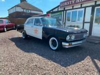 1962 Ford MERCURY COMET Police car Petrol Automatic