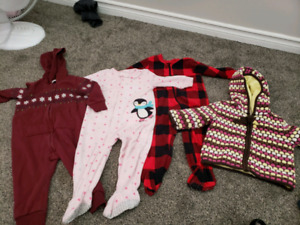 Size 12 to 18 months girls clothesb