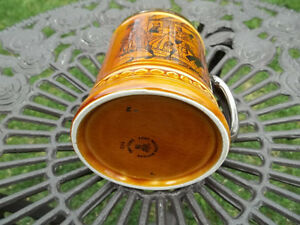 Lord Nelson Pottery vintage Steined Mug made in England coachmen West Island Greater Montréal image 4