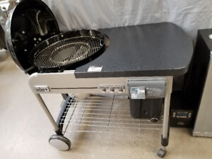 WEBER PERFORMANCE Charcoal BBQ/Smoker