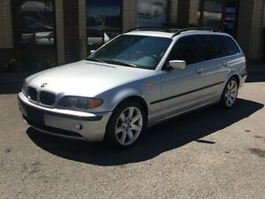 2002 BMW 3-Series 325I Wagon
