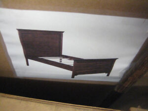 NEW - Single Bed ( includes NEW Mattress also!)