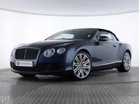 2014 Bentley Continental 6.0 Speed W12 GTC 2dr
