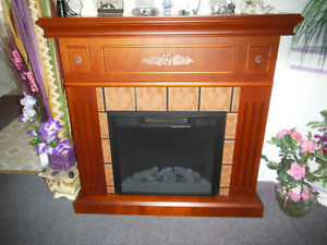 fireplace and more