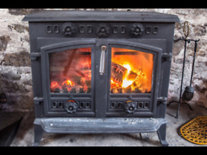 Wood stove replacement glass PICK-UP PENDING