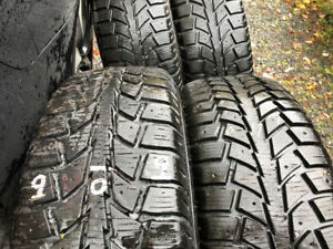Uniroyal Snow Tires 195/65/15
