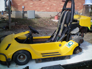 Factory built go kart for sale must go first $300 takes it