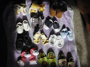 newborn footware