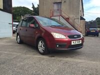 2004 Ford Focus CMax - Ford Service History (Audi, BMW, VW, Toyota, Renault, Citroen, Vauxhall)