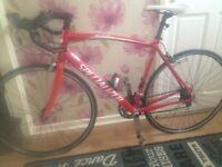 Speciaized Aliez.. Tour de France racer bike.