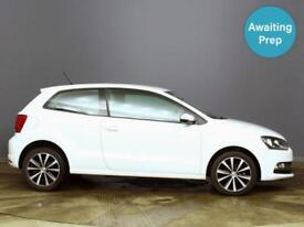 2014 VOLKSWAGEN POLO 1.0 75 SE 3dr
