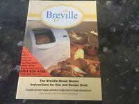Breville Bread master Breadmaker