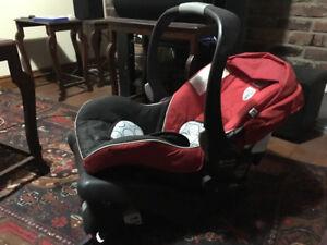 Britax B safe car seat