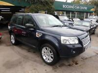 Land Rover Freelander 2 2.2Td4 2007 HSE DIESEL 4X4 MANUAL FULL MOT