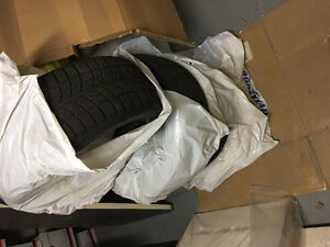 Used Winter Tires for Sale!