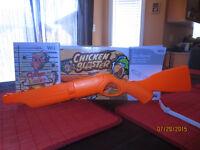 """Chicken Blaster game & 20"""" Blaster"""