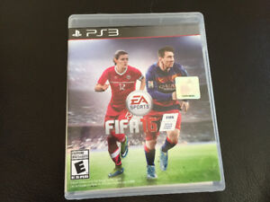 PS3 FIFA16 game
