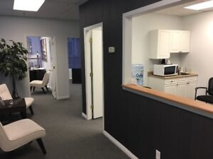 FURNISHED OFFICE SPACE - SHERWOOD PARK