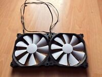 3x140mm computer cooling fan