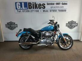 Harley-Davidson XL 883 SPORTSTER 12 MONTHS WARRANTY