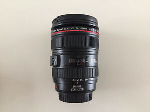 Canon 24-105mm F/4 IS L USM Lens