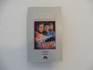 "Star Trek - VHS  ""The Menagerie"" (Parts 1 &2)"