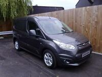 NEW Ford Transit Connect 1.5TDCi 120PS L1 Limited in Magnetic + Nav - ONSITE