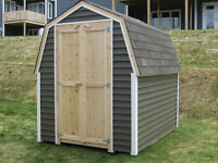 mini baby barn shed