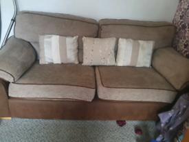 3 Piece DFS Sofa Set