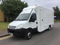 2009 Iveco Daily 65C18 6.5T Luton Box Mobile Workshop 3.0 Manual Luton
