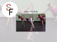 Intro To Pole Fitness Starts June Dates