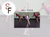 Intro To Pole Fitness Starts May 17th