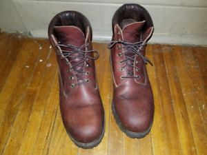 Timberland leather boots sz. 13 waterproof